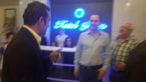 Ferhat Göçer Hotel İşçen