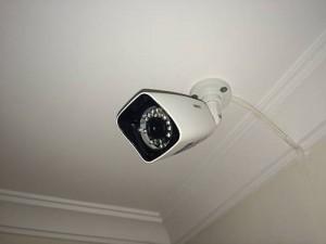 Kameralı Güvenlik Sistemi